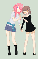 .: Being Moe Moe:. -:Entered:- by Allyza-Awesome123