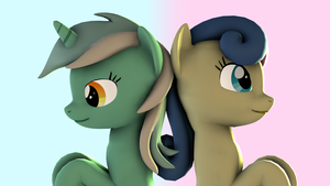BFF's by LuminousDazzle