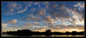 Sac River Pano 3 by o0oLUXo0o