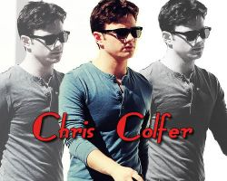 ChrisColfer by Kurtfan