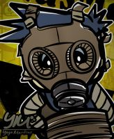 GasMask by YagoMartins95