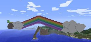 Rainbowcraft :3 by Whittles-Skittles