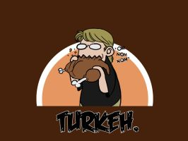 The Turkey Wall by Stravag