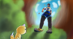 At last... My 1000th weedle. by QwertyNerd