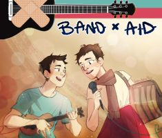 Band Aid by hawberries