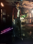 Claire Redfield - Resident Evil Revelations 2 by JhonyHebert