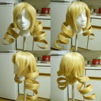 Mami Wig Commission by red-cluster