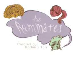 Logo - The Roommates by babsdraws