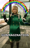 GUNMAGINATION by Chary9