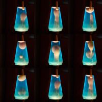 Lava Lamp Collage by JeffPrice