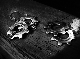 COG Tags Gears of War by hexeno