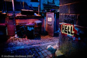 Hell on a Backstreet by andreasandrews