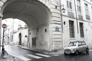 Rue Saint Louis En Lile by Aeffa