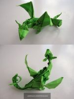 Origami Fall Challenge 29 by DarkUmah