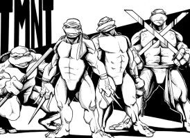 TMNT by LangleyEffect