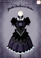 Gothic Cathedral Lolita by Neko-Vi