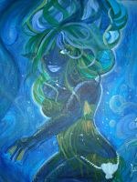 The Sea Syren's Lullaby by forgotten-melody