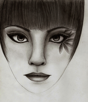 Her face by Sayoumi