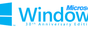 Windows 30th Anniversary Logo by FrankRT