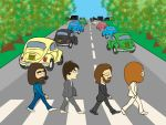 The Beatles - Abbey Road by BurntToad