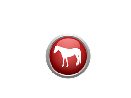 Free Use Horse Icon by ReeseS8