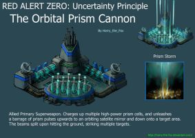RAZ- Orbital Prism Cannon by Harry-the-Fox