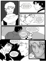 Wisps in the Rising Sun (page 5) by without-a-pen