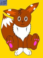 GA: Chip the Eevee by Marquis2007