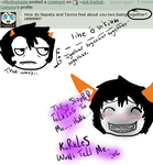 Q-A-5 that word.. by Ask-Karkat-Gamzee