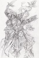 The Assassin of Changshan by GraphiteFalcon