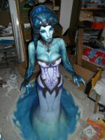 Morgana Llorona League of legends by zhefiroth