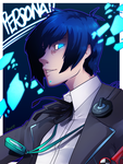 Persona 3 FES by Bhryn