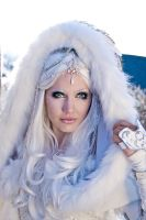 The Winter Queen by Jolien-Rosanne