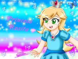 Princess Rosita by Sonytheheroine