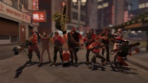 Tactical Fortress 2 by 1odie2