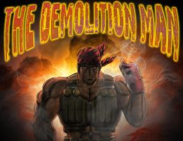 ralf the demolition man by joejr2