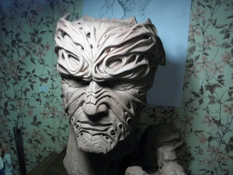 Sculpture by Ulfegn