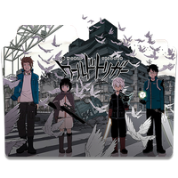 World Trigger Icon 2 by mikorin-chan