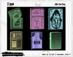 Zippo Brushes .ABR by conzumir