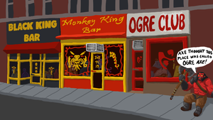Dota 2 - Ogre Club by HTML-Earth