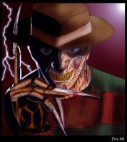 Freddy Krueger by Blackheart73191