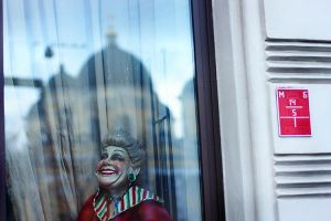 glass smile by kuzminphoto