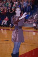Our Drum Major is a Jedi by AlyG13