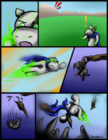 Comic - The milky way #2 by Storm-Cwalker
