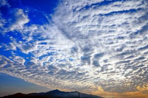Morning Clouds by Muli-Photo