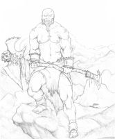 Mountain's king by HolyMane
