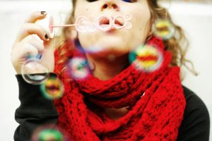 pop the bubble. by extrasist0le