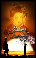 Madame Butterfly by DameOdessa