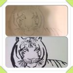 Tiger (my name is Emily and I am 10) by xXEmilyunoXx