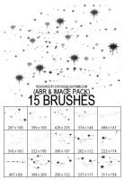 FAUXISM.org - Brushset 001 by fauxism-org